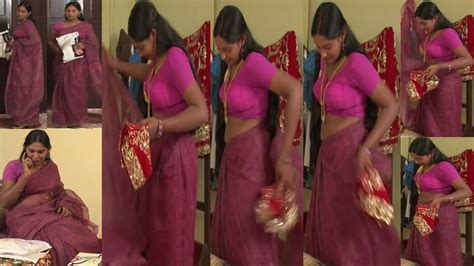 tamil old actress hot saree photos tamil tv serial actress hot sexy saree removing scene from
