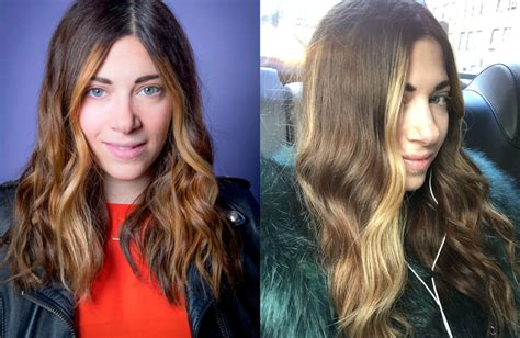 brassy hair color how to get rid of brassy hair food coloring vinegar