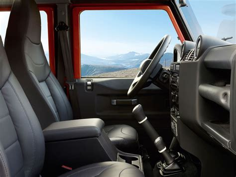 2015 land rover defender interior 2015 land rover defender adventure edition interior