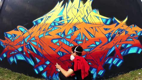 themeaseven wildstyle graffiti tutorial youtube