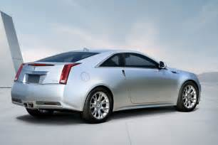 2011 Cts Cadillac 2011 Cadillac Cts Coupe Official Photos Of Gm S Bmw