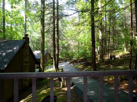 panoramio photo of roan mountain state park cabins