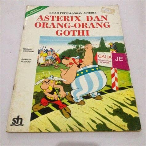 Paket 6buku Petualangan Tintin Herge 24 asterix dan orang orang gothi goscinny sinar harapan 1994 c7 b02