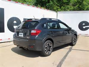 Subaru Crosstrek Towing 2016 Subaru Crosstrek Trailer Hitch Curt