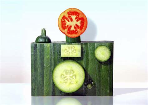 design art and food dan cretu food art