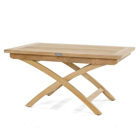 Collapsible Coffee Table Westminster Teak Folding Coffee Table Westminster Teak Outdoor Furniture