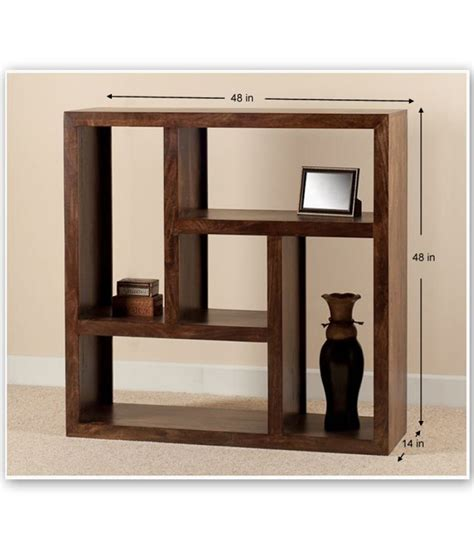 Best Price For On A Shelf by Uneven Book Shelf Buy Uneven Book Shelf At Best Price In