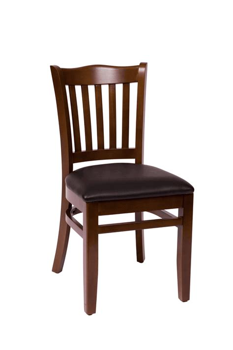 Commercial Chairs by Commercial Wooden Cathedral Vertical Back Dining Chair