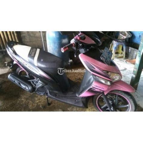 Sparepart Honda Vario 2007 motor matic bekas murah honda vario pink tahun 2007 mulus