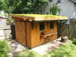 Green roof garden shed traditional garage and shed louisville