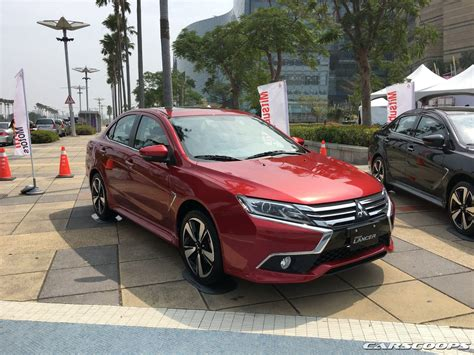 New 2018 Mitsubishi Grand Lancer Targets China And Other