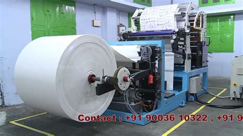 writing printing paper machine single colour paper cup printing and die cutting machine