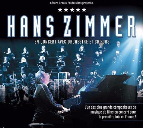 musique film gladiator hans zimmer concert 224 rouen hans zimmer compositeur de musiques de