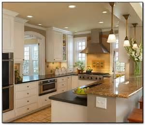 Kitchen Island To U Shaped Kitchen Layout