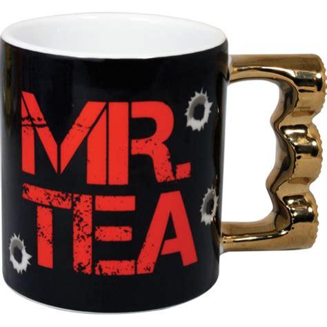 Mr Tea Mr Teh mr tea mug sov mug iwoot
