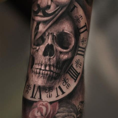 awesome skull tattoos 40 awesome skull designs