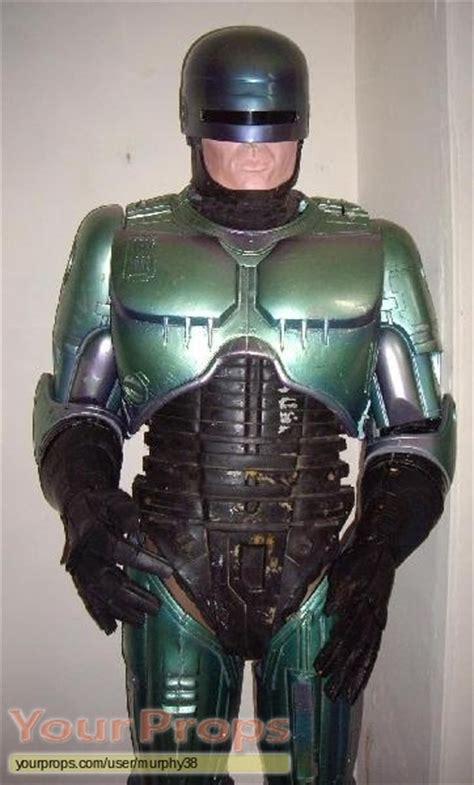 Original Armour 1 robocop 2 original robocop armor original prop