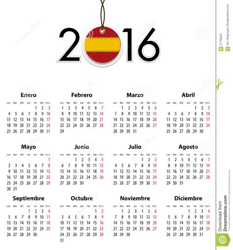 printable calendar in spanish 2017 november 2016 calendar in spanish 2017 printable calendar
