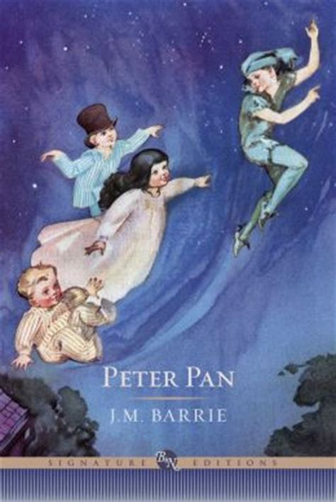 libro peter pan peter pan barnes noble signature editions by j m barrie 9781435136601 hardcover