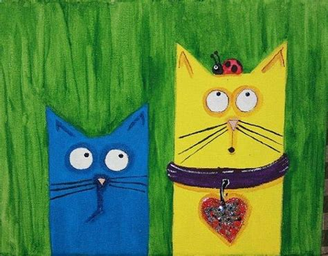 Cat Kaca Folkart Enamel Paint Yellow 1886 best images about and illustrations on folk journals and digi sts