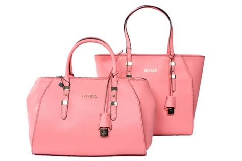 Tas Guess Buy 1 Get 1 guess tas roze sissi small tote hwsiss p6165