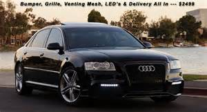 audi a8 d3 kit aftermarket styling replacement