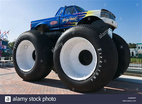 old monster truck videos bigfoot truck fun spot usa near old town kissimmee