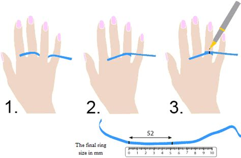 printable ring size tape measure easy ways to measure your ring size house of formlab
