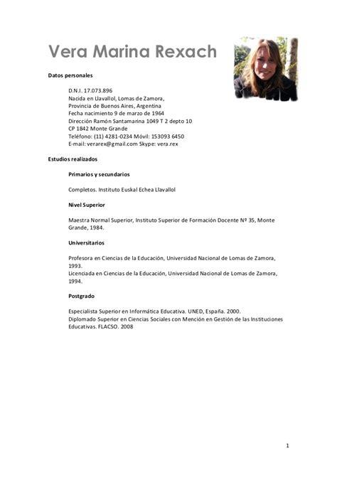 Modelo Curriculum Vitae Normal Modelo De Curriculum Vitae Normal Modelo De Curriculum Vitae