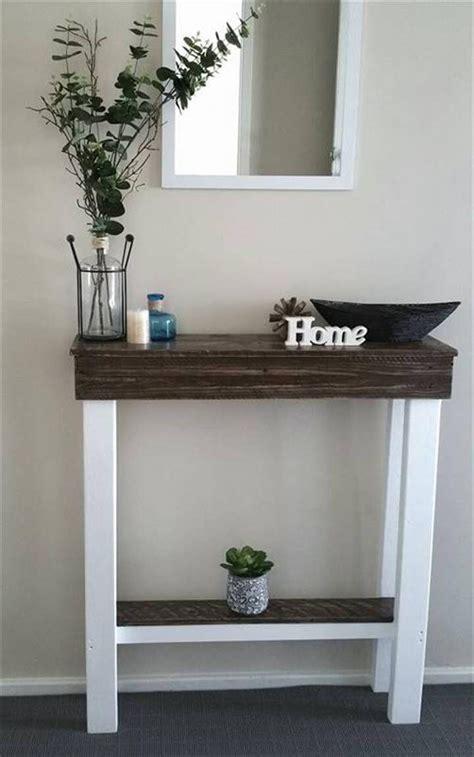 pin  kristina perusco   build hallway table decor