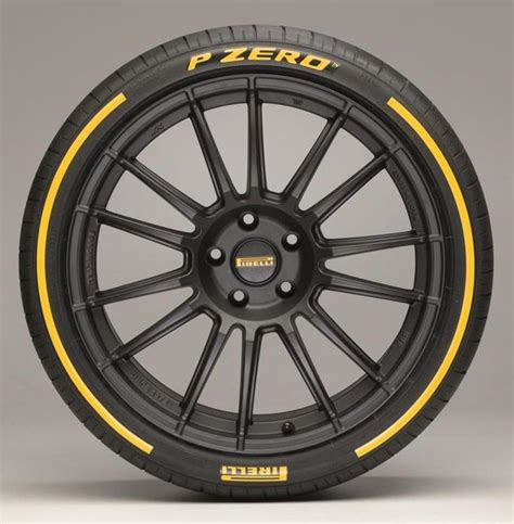 tire color pirelli releases their p zero in a variety of colors acquire