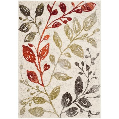 porcello rug safavieh porcello multi 4 ft x 5 ft 7 in area rug prl6851 4091 4 the home depot