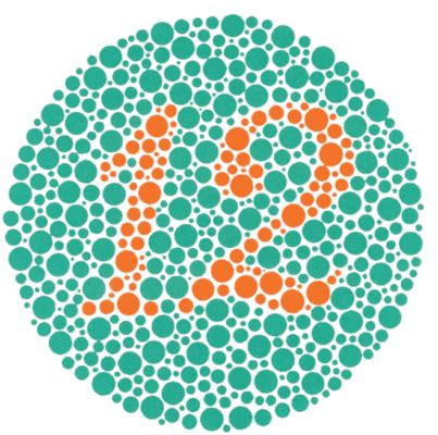 vision color colour vision testing and employment colour blindness