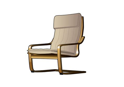 Free Armchair by Free To Use Domain Chair Clip