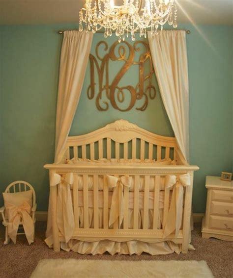 chambre bebe vert bleu