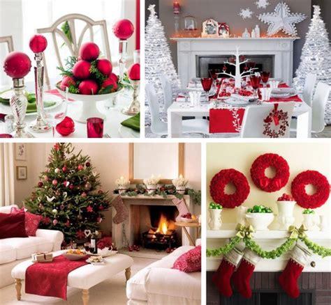 ideas  la decoracion navidena