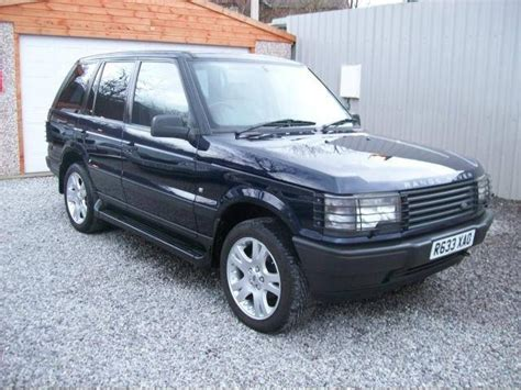 land rover 1998 1998 land rover range rover pictures cargurus