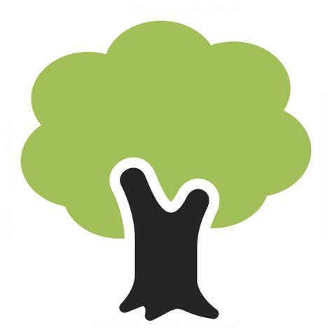 tree symbol tree icon iconexperience professional icons 187 o collection