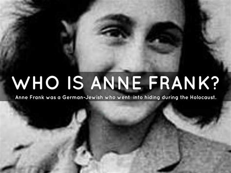 anne frank biography sparknotes anne frank by dj johnson
