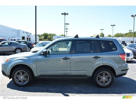 2010 Subaru Forester 2 5 X by 2010 Green Metallic Subaru Forester 2 5 X 107128455