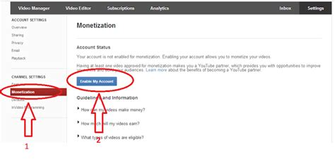 adsense in youtube cara mendaftar google adsense via youtube 2013 sekilas