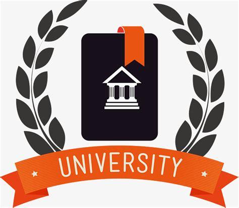 free logo design for university تصميم شعار الجامعة المدرسة شعار كرتون png والمتجهات