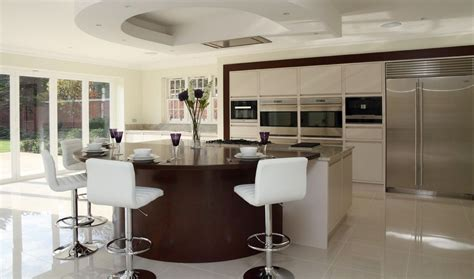 Kitchen Island With Storage And Seating by Black And White Bar Stools How To Choose And Use Them
