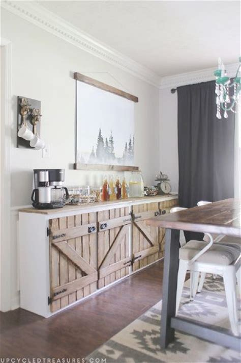 upcycled kitchen ideas upcycled barnwood style cabinet furniture style and