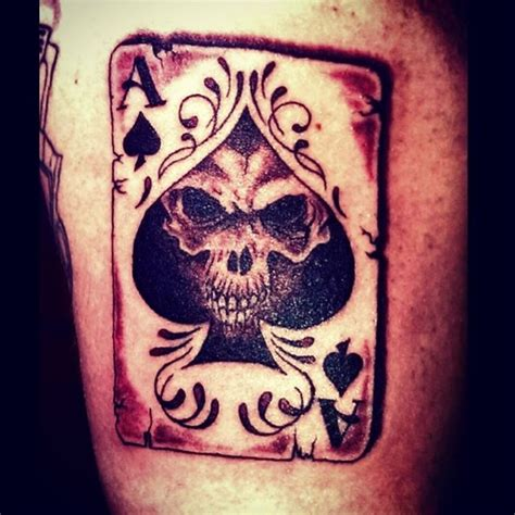 ace of spades tattoo meaning ace of spades designs and meanings