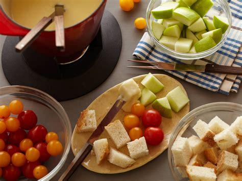 cheese fondue cheese fondue recipe tyler florence food network