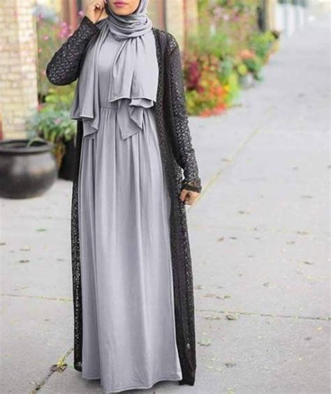 Wings Dress Dress Muslim Balotely Maxy neutral ideas just trendy