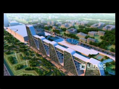residential building design and 3d animation youtube lifang architectural visualization 3d animation of a mixed