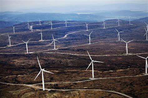 illumina energia l eolico britannico illumina la scozia rinnovabili
