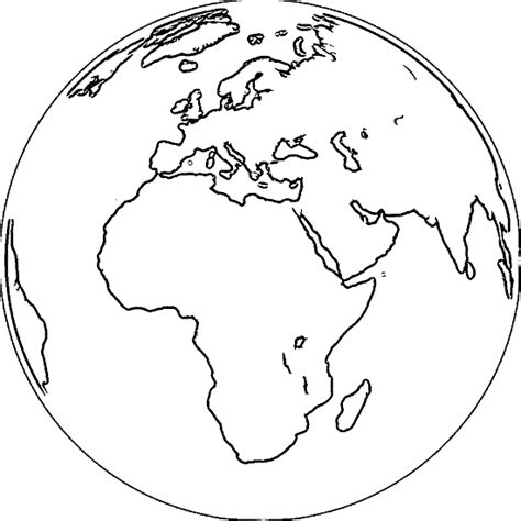 color of earth printable earth coloring pages coloring me